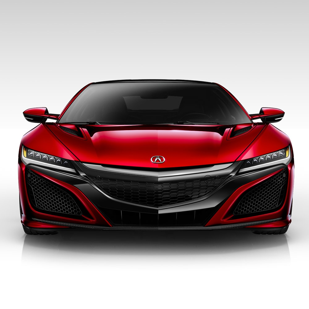 2020 Acura NSX Build & Price